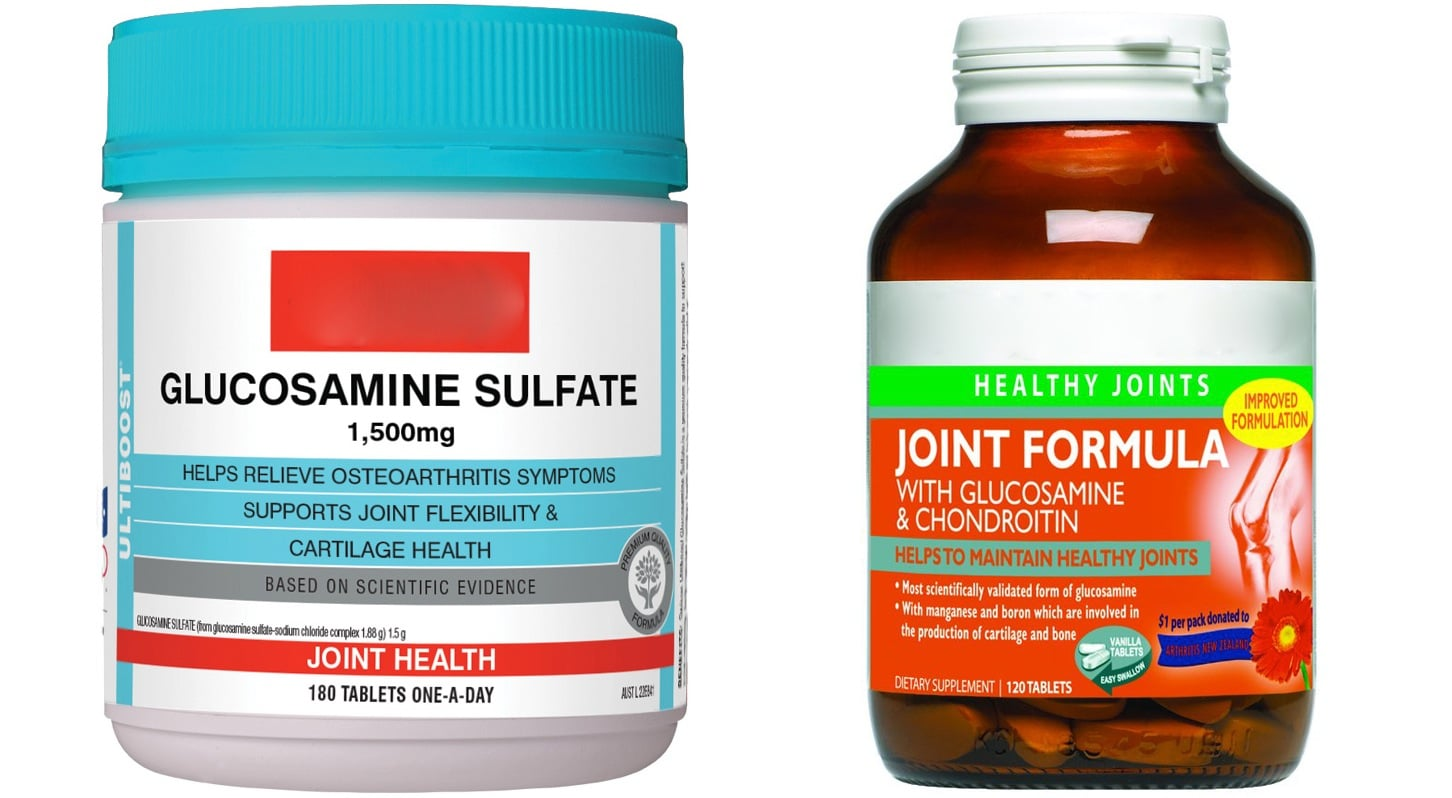 What Are the Benefits of Glucosamine Sulphate? | Healthfully